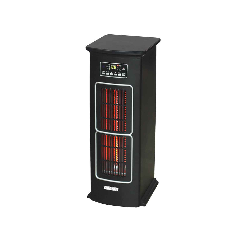 Estufa el ctrica infrared torre cit5060 calma - Calefaccion de gas o electrica ...